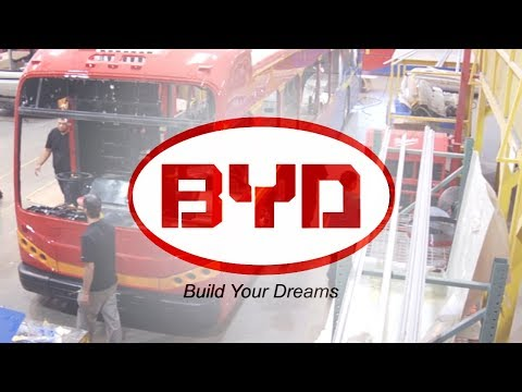 History of BYD | City of Lancaster