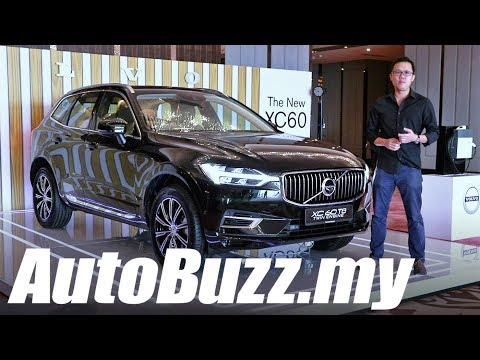 Volvo XC60 T8 Inscription Plus, Things You Need To Know - AutoBuzz.my