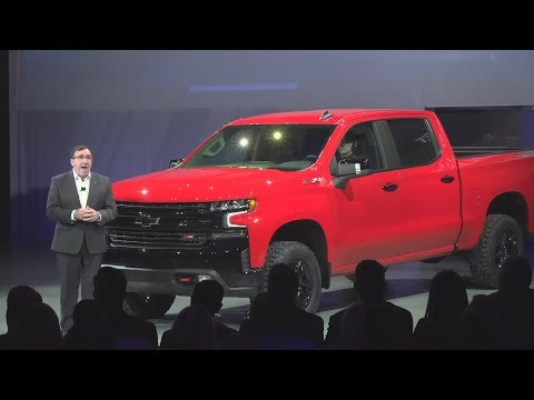 2019 Chevrolet Silverado Reveal! | Get ready Ram and F150!