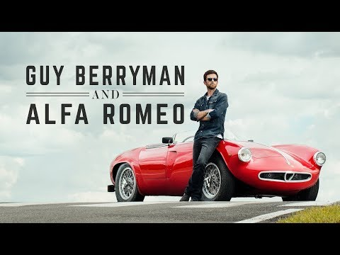 Guy Berryman and Alfa Romeo
