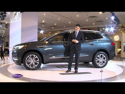 2018 Buick Enclave Avenir Review: First Impressions