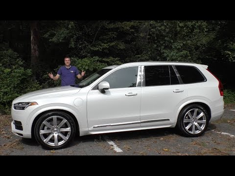 The $100,000 Volvo XC90 Excellence is the Most Expensive Volvo Ever