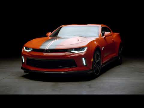 Introducing the 2018 Camaro Hot Wheels Edition | Chevrolet
