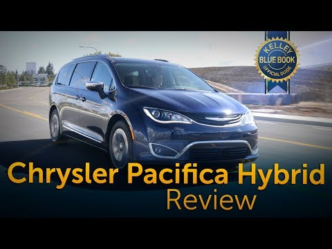 2018 Chrysler Pacifica Hybrid - Review & Road Test
