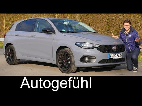 Fiat Tipo FULL REVIEW Hatch 5-Türer EtorQ - Fiat Aegea (Ægea) / Dodge Neon - Autogefühl