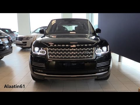 2017 Land Rover Range Rover L - In Depth Review Interior Exterior