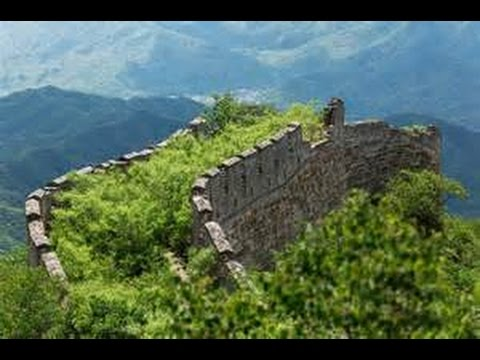 ABANDONED GREAT WALL OF CHINA