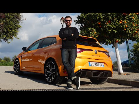 NEW Renault Megane RS - The Hottest Of Hot Hatches?