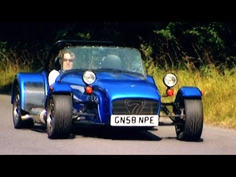 Can You Use A Caterham As An Everyday Car? #TBT - Fifth Gear