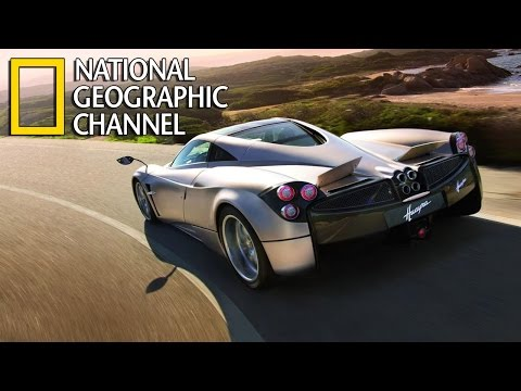 National Geographic Supercars Pagani Huayra In HD
