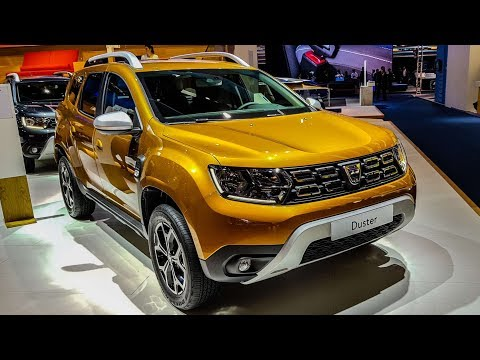 2018 Renault Duster Detailed Walkaround - Live | MotorBeam