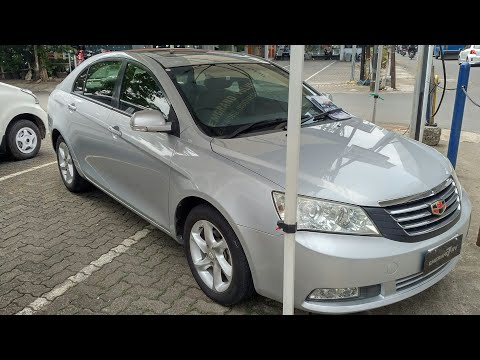 In Depth Tour Geely Emgrand 7 Sedan - Indonesia