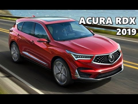 2019 Acura RDX //First Look// Exterior & Interior