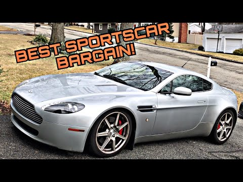 I Just Bought The Most Famous Aston Martin V8 Vantage For Next To Nothing