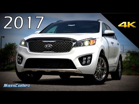 2017/2018 Kia Sorento SXL - Ultimate In-Depth Look in 4K