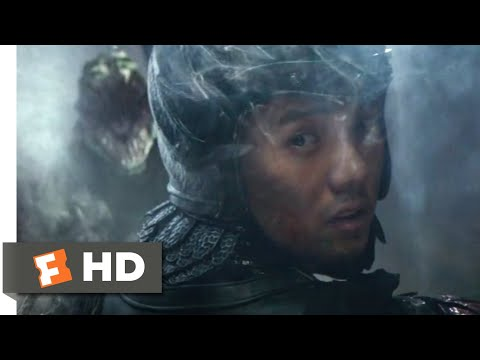 The Great Wall (2017) - The Cadet