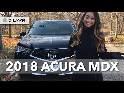 2018 Acura MDX: Test Drive & REVIEW