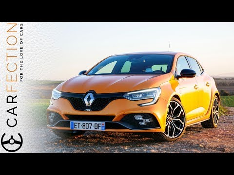 NEW Renault Megane RS: Is This Now The Best Looking Hot Hatch? - Carfection