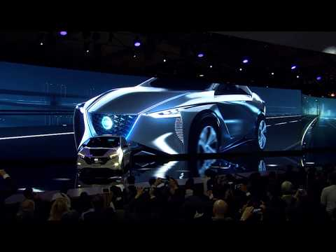Nissan IMx Reveal at the 2017 Tokyo Motor Show