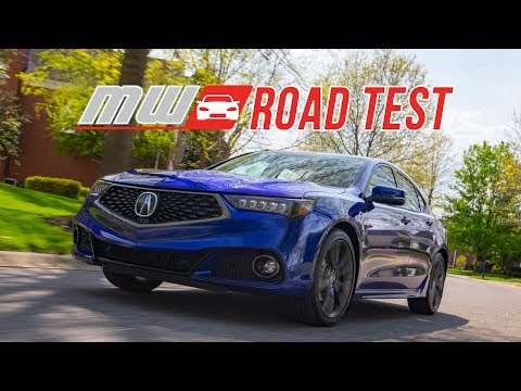 Road Test: 2018 Acura TLX - A-SPECial One