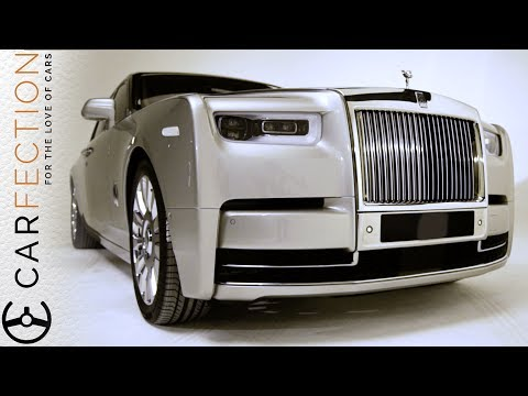 Rolls-Royce Phantom VIII: Exclusive First Look - Carfection