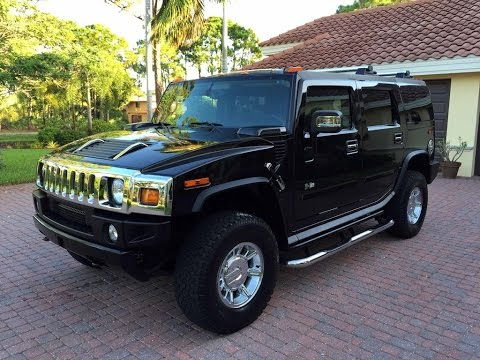Sold - Test Drive - 2006 Hummer H2 Luxury for sale by Autohaus of Naples AutohausNaples.com