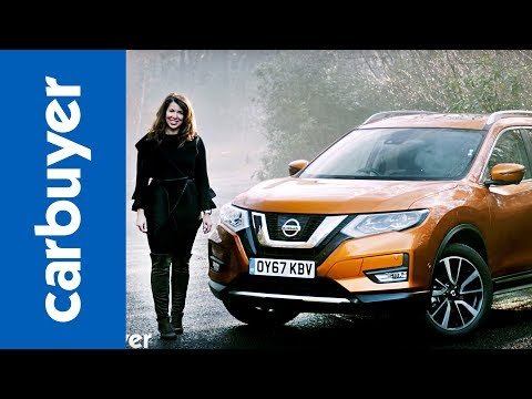 Nissan X-Trail SUV 2018 – can it compete with the Skoda Kodiaq? – Carbuyer