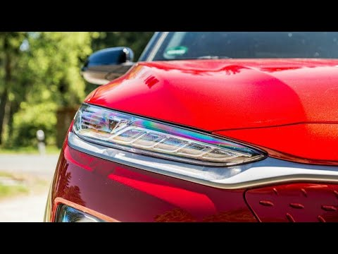 Hyundai Kona Premium SE test and review. Post Zoe ...What a difference!