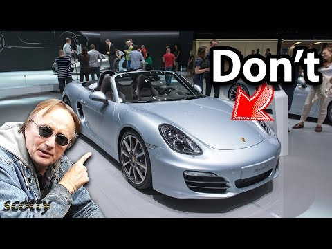 Why Not to Buy a Porsche - The Worst Sports Car