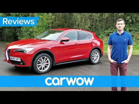 Alfa Romeo Stelvio SUV 2018 review | Mat Watson Reviews