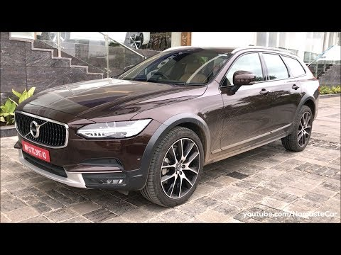 Volvo V90 Cross Country 2017 | Real-life review