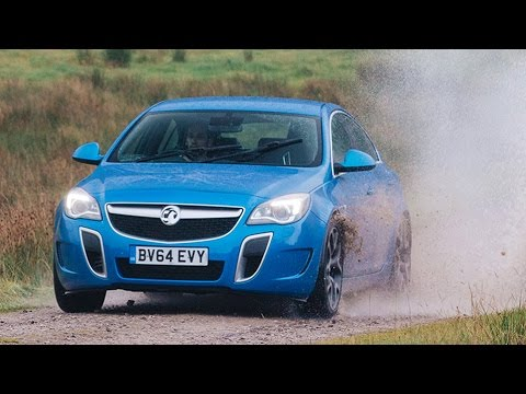 Network Q - Vauxhall Insignia VXR SuperSport (Sponsored content)