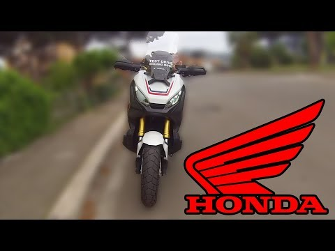 HONDA X-ADV (2017) SCOOTER A MARCE! 😱 |Test Ride| Borjapaco