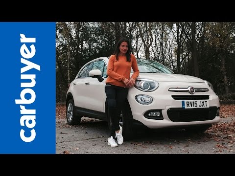 Fiat 500X 2015 review - Carbuyer