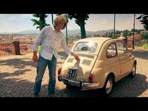 Fiat 500 - The Original Small Car - James May