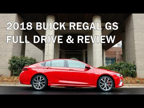 CAN BUICK MAKE A SERIOUS SPORTS SEDAN? - 2018 REGAL GS REVIEW