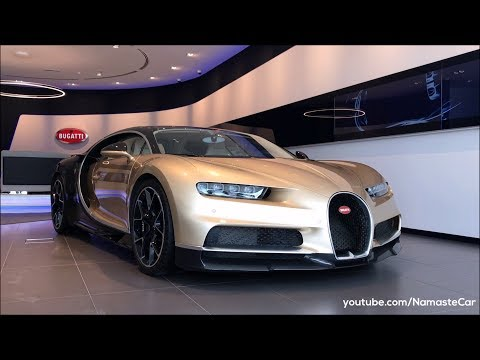 Bugatti Chiron 2018 | India Exclusive | Real-life review