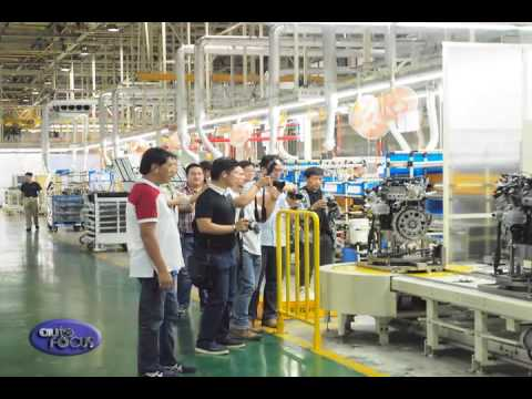 SsangYong Plant Tour in South Korea -  Special Feature