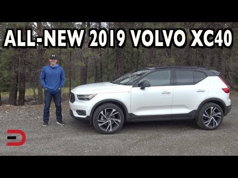 All-New Review: 2019 Volvo XC40 AWD R-Design on Everyman Driver