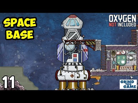 SPACE INDUSTRY BASE #8 - Prepping for Space & Oil - Oxygen Not