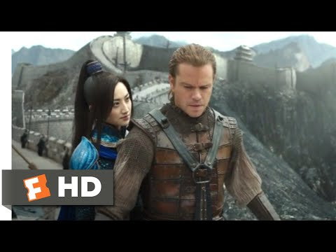 The Great Wall (2017) - Learning to Trust Scene (4/10)   Movieclips