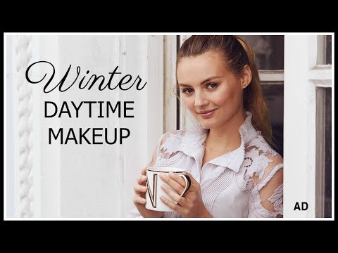 MY DAYTIME WINTER MAKEUP | Niomi Smart