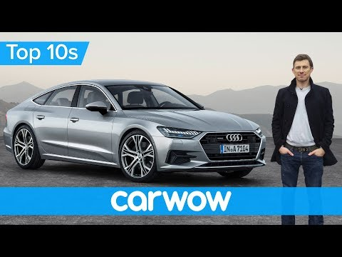 New Audi A7 2018  – but is it different enough? | Top10s