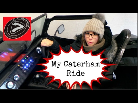 DRIVING IN STYLE - CATERHAM 7 620 REVIEW | KERRY WHELPDALE