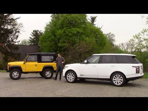 Which Land Rover For $70,000? Defender vs Range Rover