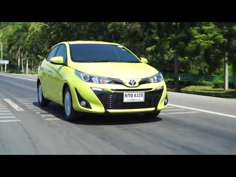 [Review] Toyota Yaris Hatchback 2018