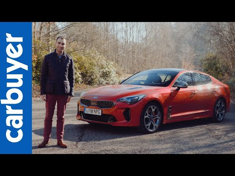 Kia Stinger 2019 in-depth review - Carbuyer