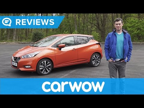 Nissan Micra 2018 in-depth review | Mat Watson Reviews