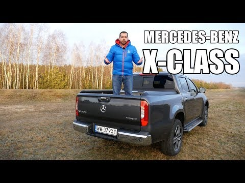Mercedes-Benz X-Class pickup truck (ENG) - Test Drive and Review