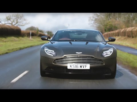 Aston Martin DB11 | Chris Harris Drives | Top Gear